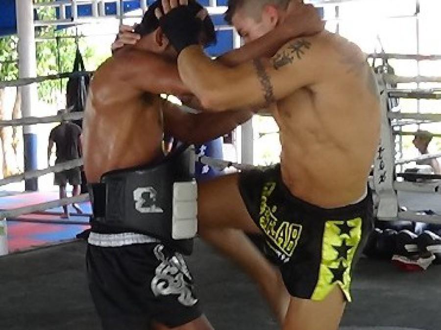 MUAY THAÏ (BOXE THAÏ) - MMA FACTORY Team Silencer